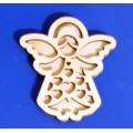 ПКФ Созвездие 050580 Ангел (сердечки) двойной