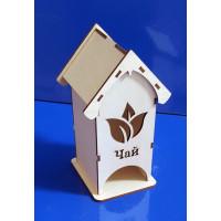 """ПКФ Созвездие 050607 Чайный домик средний """"Чайный лист"""""""