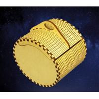ПКФ Созвездие 050919 Шкатулка овальная