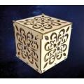 ПКФ Созвездие 051533 Шкатулка Кубик с узором