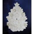 ПКФ Созвездие 051551 Циферблат Елочка под роспись
