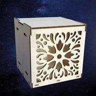 ПКФ Созвездие 052075 Коробочка для подарка