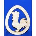 ПКФ Созвездие 146746 Подвеска Петушок в яйце