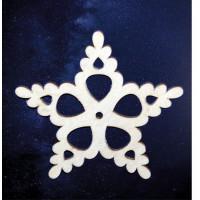 ПКФ Созвездие 150355 Снежинка Звёздочка