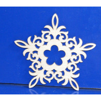 ПКФ Созвездие 150395 Снежинка