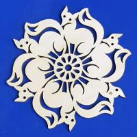 "ПКФ Созвездие 150753 Снежинка ""Лисички"""