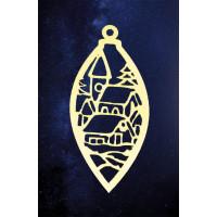 ПКФ Созвездие 151116 Подвеска Деревенька