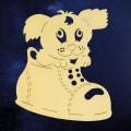 ПКФ Созвездие 151151 Подвеска Щенок в ботинке