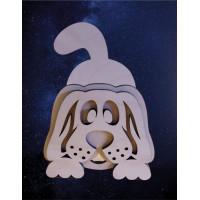 ПКФ Созвездие 151156 Подставка для бумаг Собака