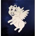 ПКФ Созвездие 151494 Подвеска Поросенок  (с крыльями)