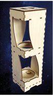 ПКФ Созвездие 151540 Р. Коробка для вина  фигурная