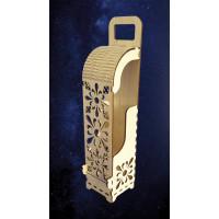 ПКФ Созвездие 151546 Коробка для вина №20 с орнаментом