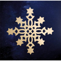 ПКФ Созвездие 152058 Снежинка
