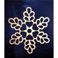 ПКФ Созвездие 152070 Снежинка