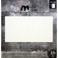 Spellbinders 4 Художественная бумага Spellbinders MP1-004 (15.24см х 15,88см) (16 листов)