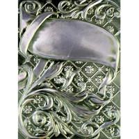 """Spellbinders E3D-005 Платы для 3D эмбоссирования """"Декоративные завитки"""""""