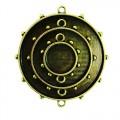 Spellbinders MB1-007 Заготовка для украшения Круги 3 (Бронза)