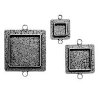 Spellbinders MB2-005S Заготовка для украшения Квадраты 2 (Серебро)