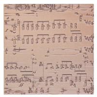 "Spellbinders Плата для тиснения Плата для тиснения ""Spellbinders"" MT1-010 Музыка"