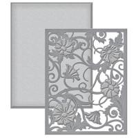 Spellbinders S4-586 Набор ножей Spellbinders® Nestabilities® Card Creator «Ренессанс:  Лист аканта»