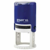 "STAFF 237436 Оснастка для печати STAFF, оттиск D=40 мм, ""Printer 9140"", 237436"
