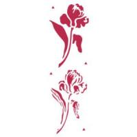 Stamperia KSF017 Трафареты тюльпаны