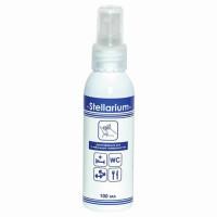 STELLARIUM 100-СТ Антисептик для рук и поверхностей спиртосодержащий (75%) с распылителем 100мл STELLARIUM (Стеллариум), дезинфицирующий, жидкость, 100-СТ