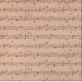 """Stilerra WAP-01/MIX 3-2 Упаковочная бумага """"Музыка любви"""""""