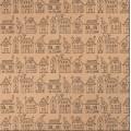 """Stilerra WAP-01/MIX 4-3 Упаковочная бумага """"Каникулы"""""""