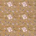"""Stilerra WAP-01/MIX 5-2 Упаковочная бумага """"Свадьба"""""""