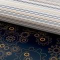 Stilerra WPD-02/12 Двухсторонняя упаковочная бумага глянцевая, цвет 12 Стимпанк