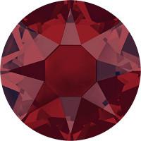 Сваровски 2078 Стразы клеевые Swarovski 2078 SS12 цветн. 3.2 мм кристалл 1 шт багряный (scarlet 276)