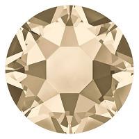 Сваровски 2078 Стразы клеевые Swarovski 2078 SS12 цветн. 3.2 мм кристалл 1 шт св.кремовый (lt.silk 261)