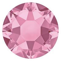 Сваровски 2078 Стразы клеевые Swarovski 2078 SS12 цветн. 3.2 мм кристалл 1 шт св.розовый (lt.rose 223)