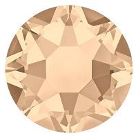 Сваровски 2078 Стразы клеевые Swarovski 2078 SS16 цветн. 3.9 мм кристалл 1 шт бледно-бежевый (silk 391)