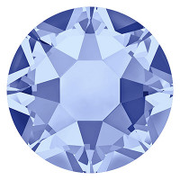 Сваровски 2078 Стразы клеевые Swarovski 2078 SS16 цветн. 3.9 мм кристалл 1 шт св.синий (lt. sapphire 211)
