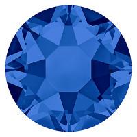Сваровски 2078 Стразы клеевые Swarovski 2078 SS16 цветн. 3.9 мм кристалл 1 шт т.голубой (capri blue 243)