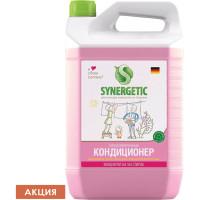 "SYNERGETIC 110500 Кондиционер-ополаскиватель для белья 5 л SYNERGETIC ""Аромамагия"", гипоаллергенный, концентрат, 110500"