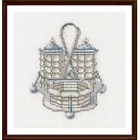 "Thea Gouverneur 00000041541 Набор для вышивания ""Thea Gouverneur"" 3009 Salt & Pepper/Соль и перец"