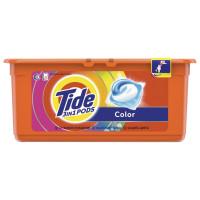 TIDE 1002858 Средство для стирки в капсулах 30 шт. по 24,8 г TIDE (Тайд) Color, 1002858