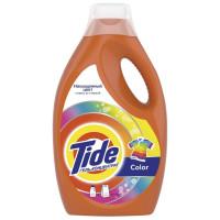 TIDE 1002895 Средство для стирки жидкое автомат 2,47 л TIDE (Тайд) Color, гель, 1002895