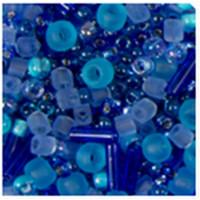 "TOHO 3230 Бисер Япония ""TOHO"" MIX 3, 25г (3230, фиолетово-голубой)"