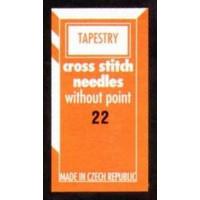 """Прочие И-22 Иглы для вышивания №22 """"Tapestry"""" в конверте 25 игл"""