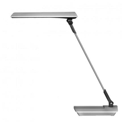 """Светильник настольный """"Сириус С16"""", на подставке, светодионый, 7 Вт, сенсорный выключатель, серебристый, высота 31 см (арт. С16)"""