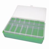 """Тривол №2 """"Тривол"""" Коробка для мелочей пластик №2 салатовый"""