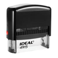 TRODAT 125429 Оснастка для штампа, размер оттиска 70х25 мм, синий, TRODAT IDEAL 4915 P2, подушка в комплекте, 125429