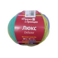 Троицкая фабрика 557122 Пряжа из Троицка 'Люкс принт' 50гр. 200м. (100% мериносовая шерсть)