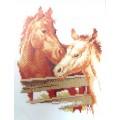 Pako 215.369 Лошадь с жеребёнком