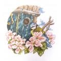Pako 238.581 Синичка и цветы