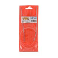 Visantia VTC Спицы Visantia круговые VTC металл d 2.0 мм 100 см со спец.покрытием